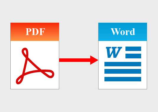 Step-by-Step Guide to Convert PDF to Word
