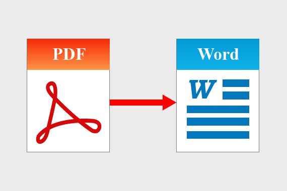 Step-by-Step Guide on how to convert PDF to Word