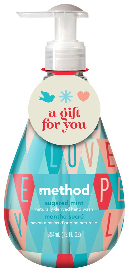 Product Description for Method - Home Holiday Gel Hand Wash