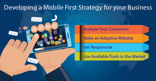 Developing a Mobile First Strategy for your Business