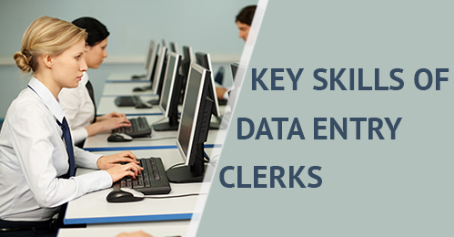 Essential Skills of Data Entry Clerks