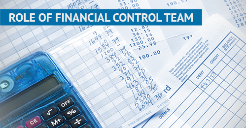 5 Essential Roles of a Financial Control Team