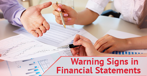 Critical Warning Signs in Financial Statements