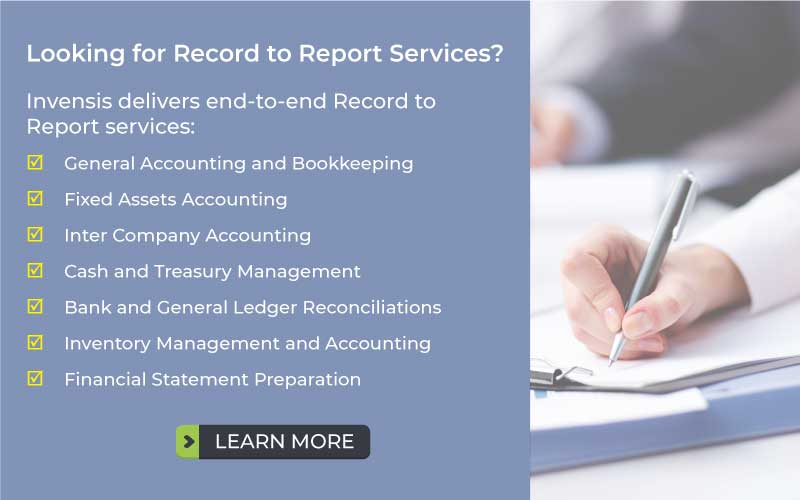 What is Record to Report (R2R) - Invensis Technologies
