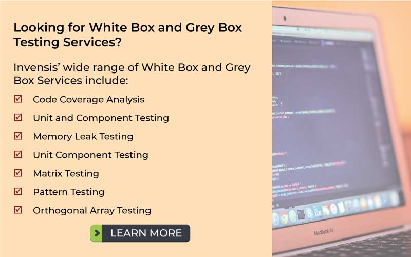 What Is White Box Software Testing Advantages And Disadvantages