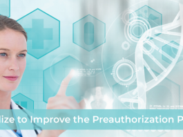 Digitalize to Improve the Preauthorization Process