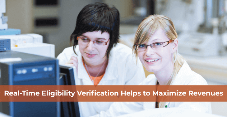 Real Time Eligibility Verification Helps to Maximize Revenues