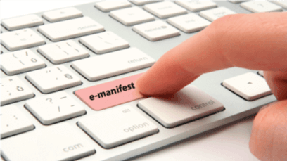 ACI eManifest Outsourcing Services