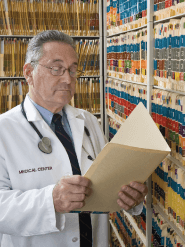 Healthcare Records Document Processing and Document Management Case Study