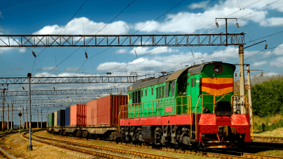 Railway Logistics BPO Services